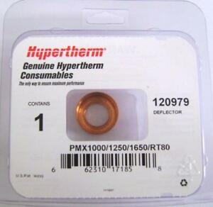 Hypertherm Genuine Powermax 1000 1250 1650 Deflector 120979