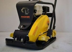 Packer Brothers Pb214 Plate Compactor Tamper Gas Honda 5 5 Gx160