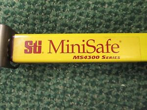 Sti Light Curtain With Controller 70027 1000 With 2 Minisafe Ms4300 42672 0240