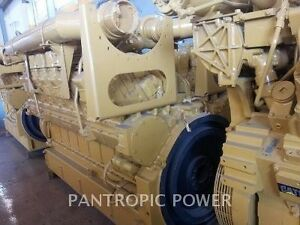 Cat Caterpillar 3516 Diesel Standby Generator Genset 1999 Great Condtion