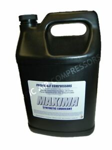 1 Gallon Equivalent To Curtis Rs 12000 Synthetic Lubricant Compressor Oil