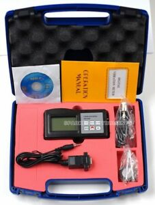 New Vm 6360 Digital Vibration Tester Meter Vibrometer W software