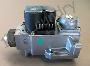Stack Dryer Lower Gas Valve 110v Wascomat 487 171450 Used