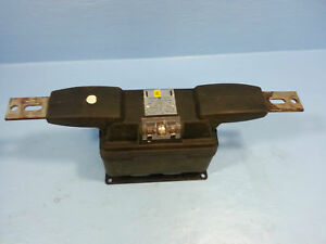 Ge General Electric 631x19 Ct Current Transformer Type Jkm 5 Ratio 300 5 Amp