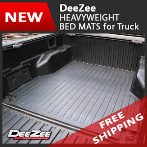 05 20 Toyota Tacoma Dee Zee Heavyweight Rubber Truck Bed Mats