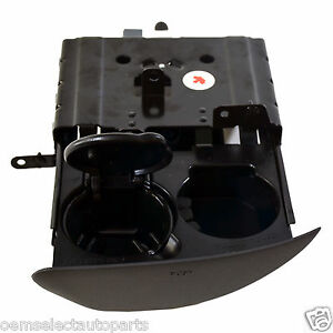 New Oem 2000 2003 Ford F 150 Dash Cup Holder Ash Tray Dark Graphite Gray