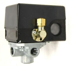P14202a Champion Pressure Switch W Unloader Valve On off Lever