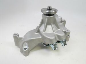 69 91 Heavy Duty Big Block Bbc Chevy 396 454 Aluminum Long Water Pump High Flow