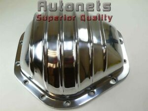 Aluminum Differential Rear Cover Chevrolet Chevy Gmc Truck 10 5 Rg 14bolt Tahoe