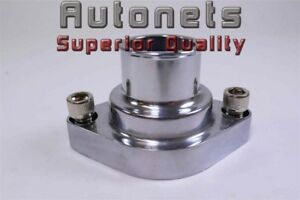 Small Big Block Chevy Polished Aluminum Sbc Bbc Water Neck Thermostat Housing