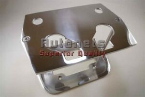 Polish Billet Aluminum Optima Battery Tray Hold Down Group 34 78 Smooth Hot Rod