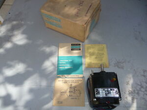 Bodine Electric Motor Type Kyc 22t4a1 115 A c 10rpm