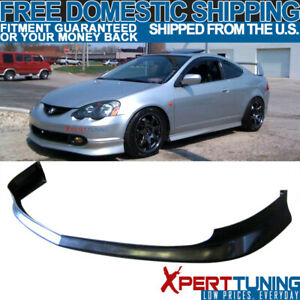 Urethane Fit 02 04 Acura Rsx Dc5 T R Style Front Bumper Lip Spoiler