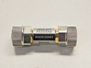 Agilent 85029 60003 Apc 7 50db Attenuator new 85029 60006