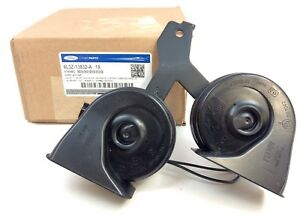 2009 2014 Ford F 150 Low And High Pitch Horn Assembly Oem 9l3z 13832 A