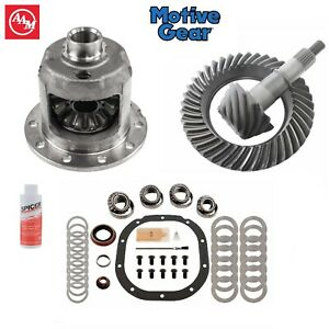 Ford 8 8 3 55 Gears 31 Spline Trac Lok Posi Package Deal