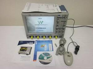 Lecroy Waverunner 204xi 4 Channel 2 Ghz 10 Gs s Oscilloscope Calibrated
