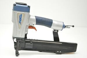 Apach Lu 216 Pneumatic 16 Gauge 7 16 Crown Stapler