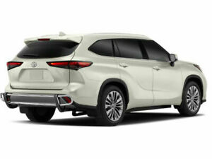 Kasei Rear Bumper Guard Protector Stainless Steel Fits 14 21 Toyota Highlander