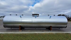 Reactor Horizontal 304 Stainless Steel 6800 Gallons