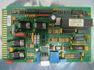 Raymond 1 187 009 007 1187 009 007 Circuit Board Control Card New