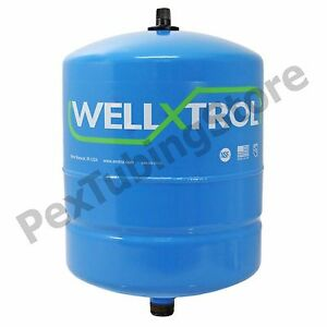 Amtrol Wx 101 140pr1 Well x trol In line Well Water Pressure Tank 2 0 Gal