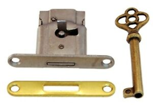S 15s Full Mortise Cabinet And Door Lock With Key