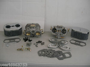 Porsche 356 Porsche 912 Dual 44mm Carburetors