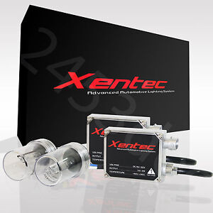 55watt Xentec 55w Xenon Hid Kit 9008 H13 30k Violet Pink Headlight Sd Light