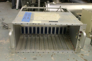 Canberra 1400 Nim Bin Crate With Power Supply