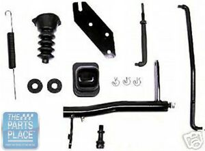 1970 71 Chevrolet Camaro Z 28 Ss Rs Manual Clutch Linkage Kit