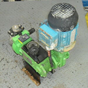 Pulsafeeder 25h Hydraulic Diaphragm Metering Pump 25hj listing 2 pzb