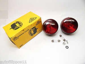 Universal Motorcycle Tailligh Stop Or Turn Signal Lights Tractor Trailer 72