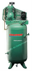 Champion 5 Hp 2 Stage 1 Phase Air Compressor Dxcmv5048055 Dewalt Replacement