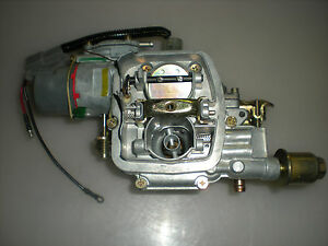 Nos Holley 2 Barrel Carburetor R 80250 1983 Ford 1 6l Engine
