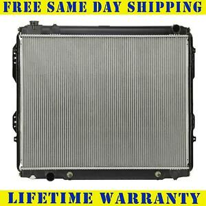 Radiator For Toyota Fits Tundra 3 4 4 0 V6 6cyl 2320