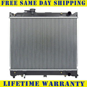 Radiator For 1989 1995 Geo Tracker Suzuki Sidekick 1 6l L4 Fast Free Shipping