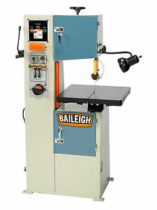 Baileigh Bsv 12 12 Vertical Band Saw