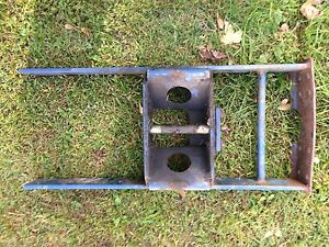 Mitsubishi Satoh Buck Beaver S370 S470 M372 4x4 Diesel Tractor Front Frame