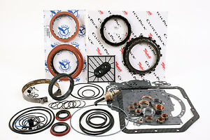 Turbo 350 Transmission High Performance Rebuild Kit 69 79 Alto Red
