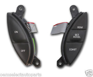 New Oem 1995 1997 Ford Explorer Cruise Control Switches Speed Illuminated