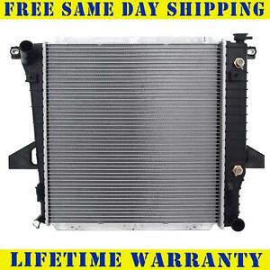 Radiator For 1998 2001 Ford Ranger Mazda B2500 2 5l 4cyl Fast Free Shipping