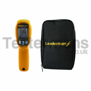 Fluke 62 Max Infrared Thermometer Leaderman Padded Carry Case Ldmc1