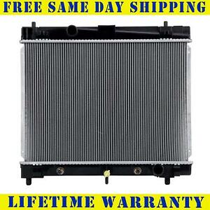 Radiator For Scion Toyota Fits Xd Yaris 1 5 1 8 L4 4cyl 2890