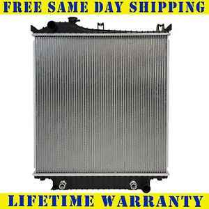 Radiator For 2006 2010 Ford Explorer Sport Trac Mercury Mountaineer 4 0l 4 6l