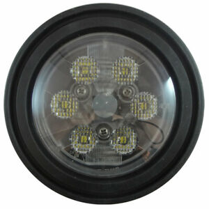 1066led Tractor Led Cab Light Rear Post Mount Flood Light Assembly