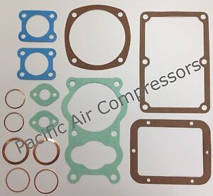 Quincy Complete Gasket Kit 5163 For Pump 325 Record Of Change 1 To 5