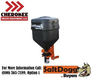 Saltdogg buyers Products Tgsuvproa 4 4 Cubic Foot Hitch Mount Salt Spreader