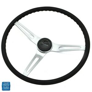 1969 75 Buick Skylark Gs Cushion Grip 15 Steering Wheel Kit Factory