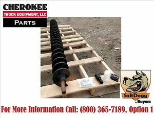 Saltdogg buyers Products 924f0081ak 96 Uts Auger Kit